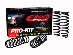 Kit Muelles Eibach Pro Kit Para Smart Forfour 0.6 0.8 Cdi