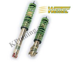 Suspension regulable Weitec GT -0/60 para Peugeot 205 I
